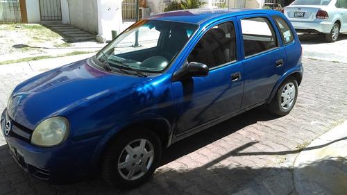 chevrolet chevy pop 5 ptas 2008 azul