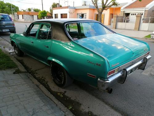 chevrolet chevy ss 250 1972
