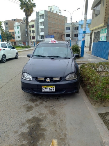 chevrolet  chevy taxi semi