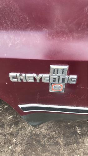 chevrolet cheyenne 1981