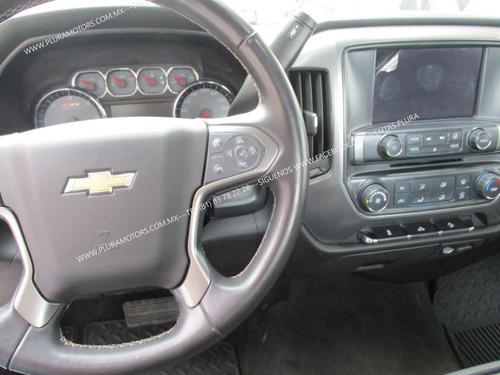 chevrolet cheyenne  2017 lt cab  reg 4x4   aut  $509,000