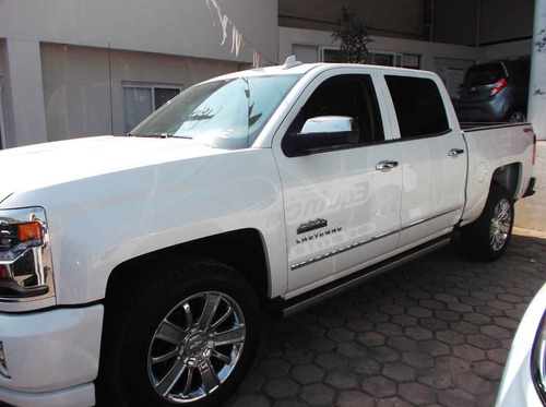 chevrolet cheyenne 4p high country doble cab v8/6.2 aut 4x4