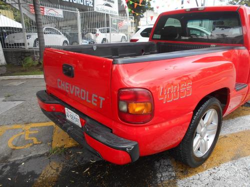 chevrolet cheyenne 5.3 2500 cab reg k 295hp 4x2 at