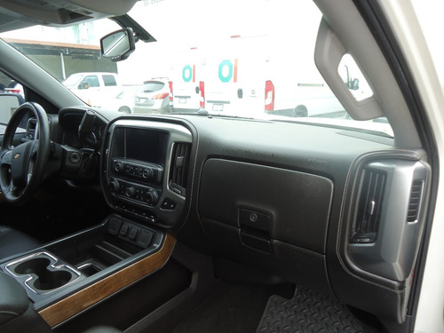 chevrolet cheyenne crew cab ltz 4x4 2014