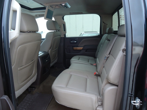 chevrolet cheyenne crew cab ltz 4x4 navi 2015