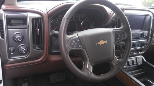 chevrolet cheyenne  doble cab high country 4x4 at 2018