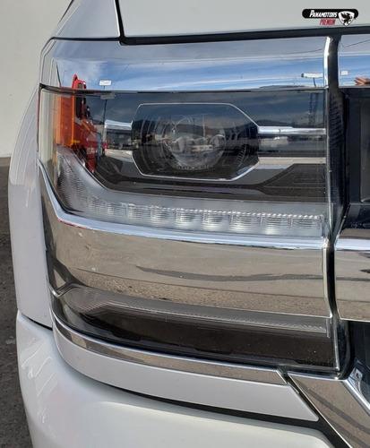 chevrolet cheyenne doble cab high country 4x4 blanco 2017