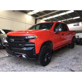 Chevrolet Cheyenne Doble Cabina 4x4  Trail Boss 2019, Demo