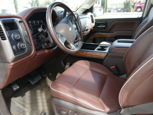 chevrolet cheyenne high country 2014, at
