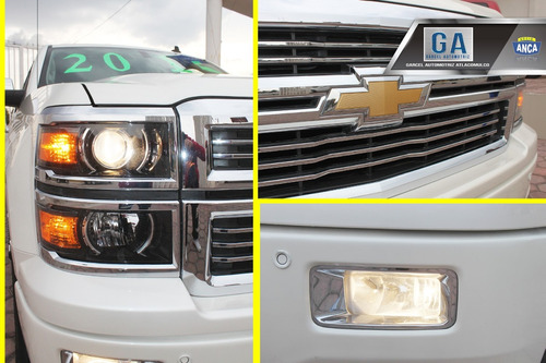 chevrolet cheyenne high country 2015
