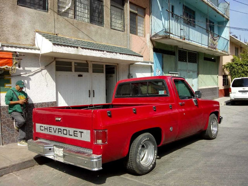 chevrolet cheyenne hunter