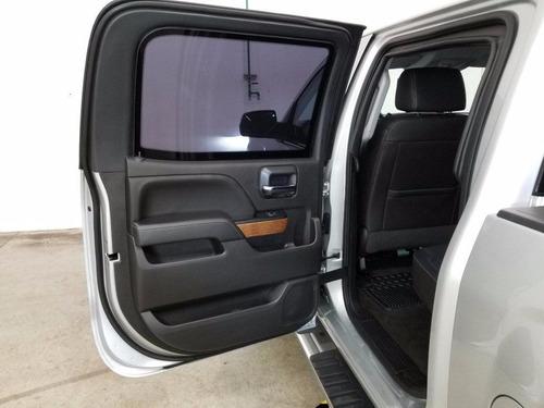 chevrolet cheyenne ltz 4x4 doble cabina 2016 blindaje iv+ b5