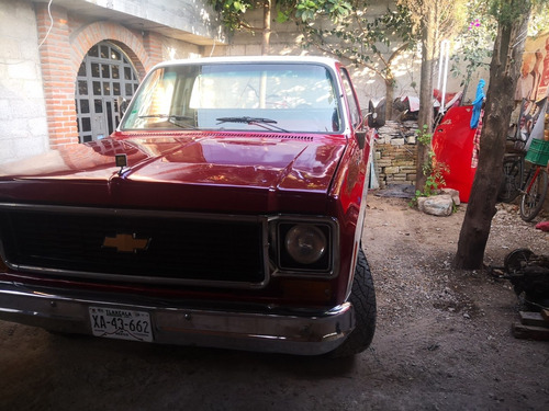chevrolet cheyenne pick up 74