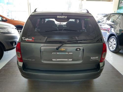 chevrolet clasicc wagon lt 2011 gnc