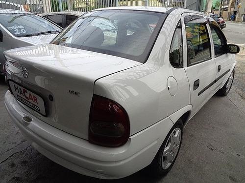 chevrolet classic 1.0 mpfi classic life sedan 8v 2008
