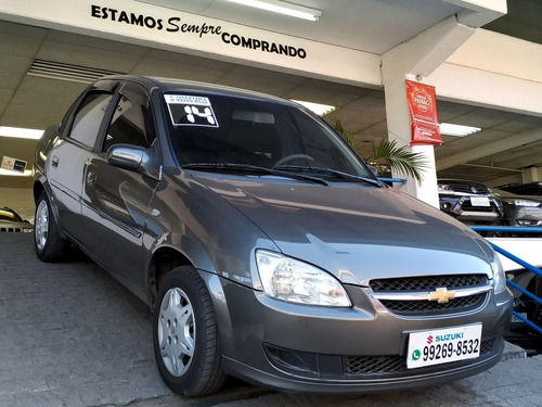 chevrolet classic 1.0 mpfi ls 8v flex 4p manual 2014