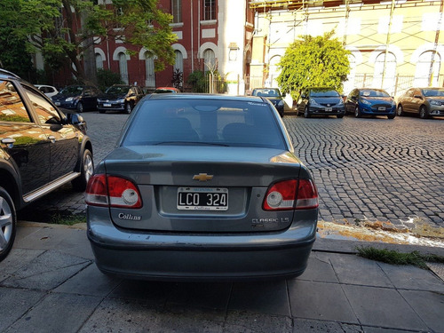 chevrolet classic 1.4 ls pack impecable 2012 84000 km (ra)