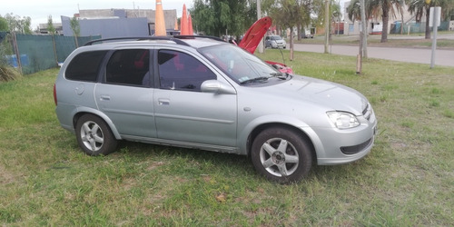 chevrolet classic 1.4 wagon lt 2012