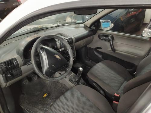 chevrolet classic abs+airbag  2015 con 99 mil kmts nunca gnc