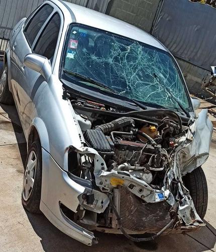 chevrolet classic chocado ls abs airbag 1.4n