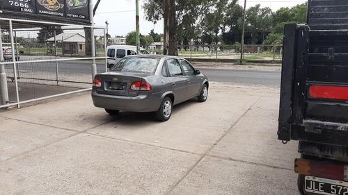 chevrolet classic ls 2011 sedan 4 puertas base motor 1.4