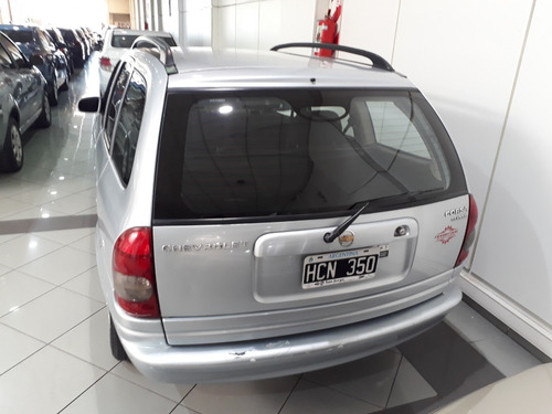 chevrolet classic wagon 1.4 2008, concesionario oficial