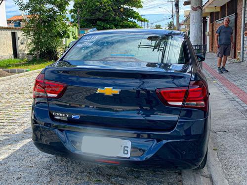 chevrolet cobalt 1.8 elite aut. 4p 2018
