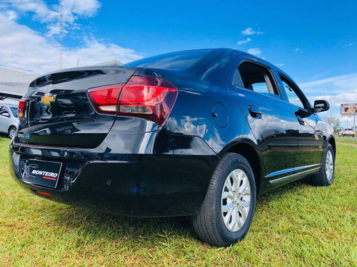 chevrolet cobalt 1.8 elite aut. 4p 2018 - financiamos!