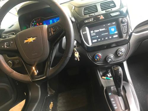 chevrolet cobalt 1.8 elite aut. 4p baixa km15.000 unico dono
