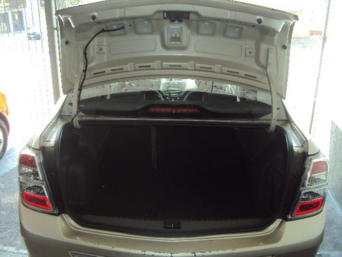 chevrolet cobalt 1.8 ltz aut. 2013, completo. veículo novo