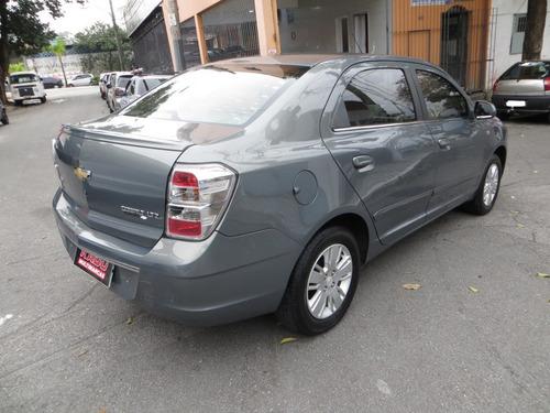 chevrolet cobalt 1.8 ltz aut. 4p 2013/2014