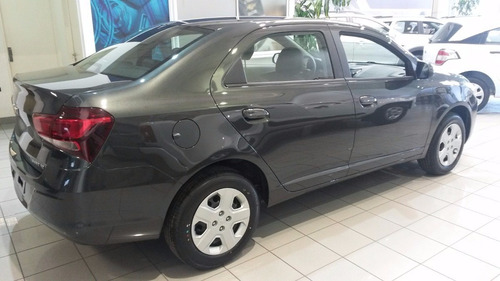 chevrolet cobalt lt 100%anticipo $ 75944 yctas s/int car one