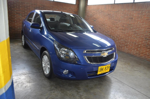 chevrolet cobalt lt 1.8 mec. sedan 2015