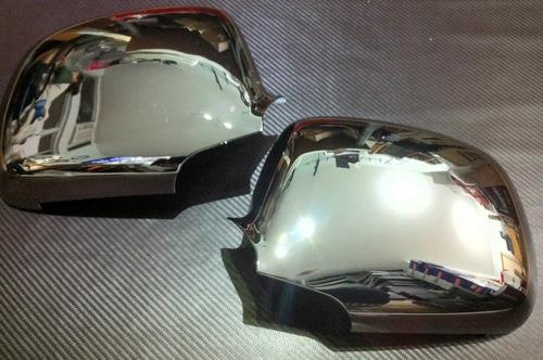 chevrolet colorado 2004 - 2012 cubre espejos cromados
