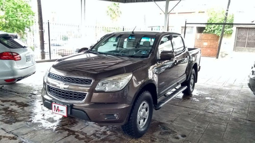chevrolet colorado 2013 4p l5 aut a/a 4x2 ee doble cabina