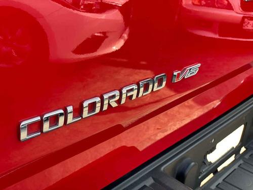 chevrolet colorado 2018 4p lt doble cab v6/3.6 aut 4x4