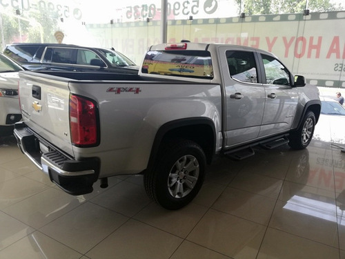 chevrolet colorado 3.6 paq. c 4x4 at 2018