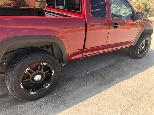 chevrolet colorado b l5 aa ee doble cabina 4x4 at 2004