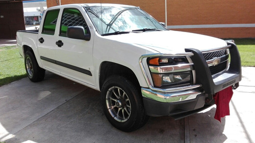 chevrolet colorado b l5 aa ee doble cabina 4x4 at 2008