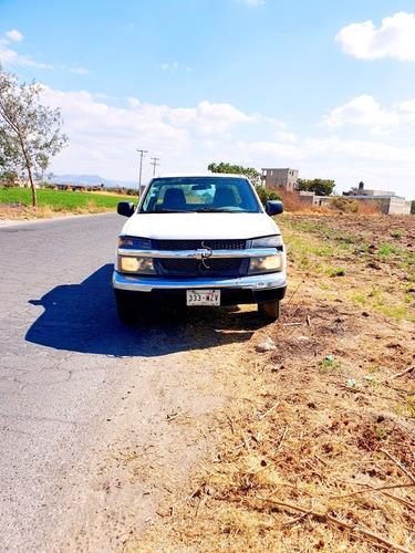 chevrolet colorado d l4 5vel aa cab reg 4x2 mt 2007