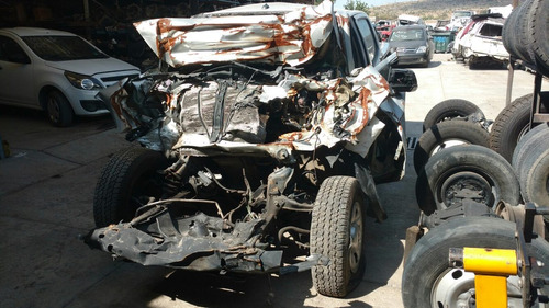 chevrolet colorado lt 2016 accidentado x partes