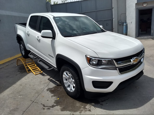 chevrolet coloralo lt 2018
