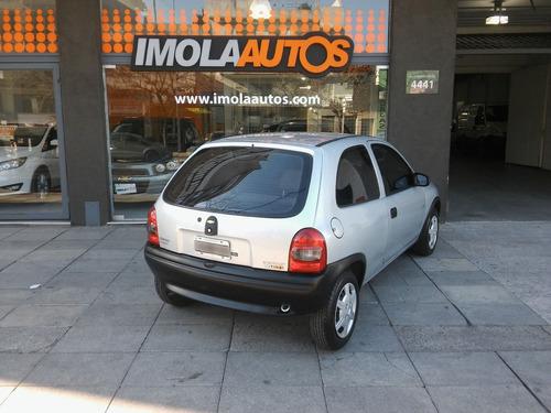 chevrolet corsa 1.4 life 3 puertas 2009 imolaautos-