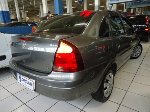 chevrolet corsa 1.4 mpfi premium sedan 8v flex 4p manual