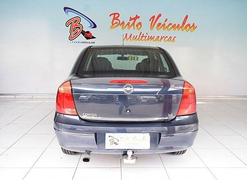 chevrolet corsa 1.4 premium sedan 8v flex 4p manual 2008