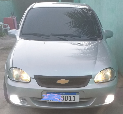 chevrolet corsa classic 2008 1.0 spirit flex power 4p