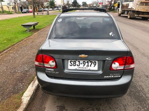 chevrolet corsa classic  sedan 1.400 cc. nafta año 2010 - 11