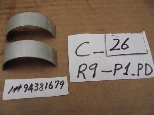 chevrolet corsa diesel  metales de biela 0,25 originales gm