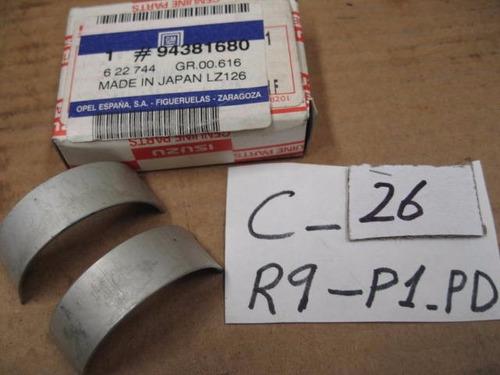 chevrolet corsa diesel metales de biela std originales gm