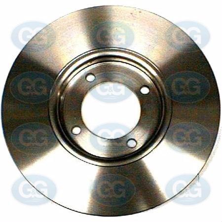 chevrolet corsa disco freno sólido 236 mm espesor 12.5 mm